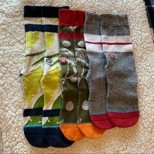 Bundle of Stance Socks